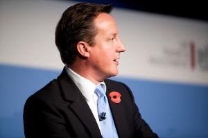 David Cameron, British Prime Minister